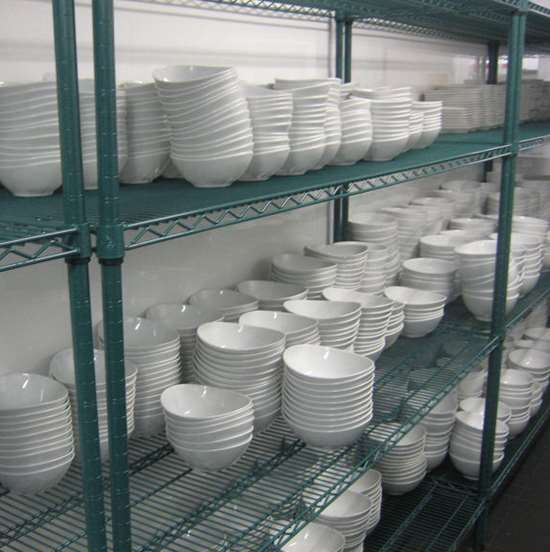 Restaurant Kicthen Metal Storage Wire Shelving