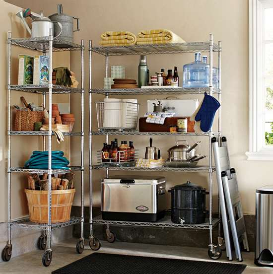 Sundries Shelving