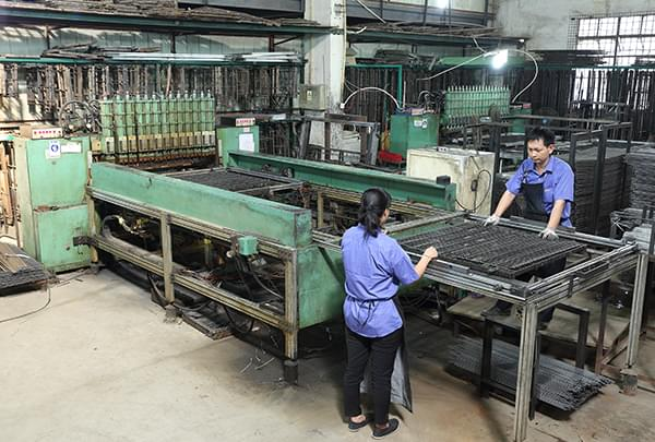 Spot Welding Plant (3)