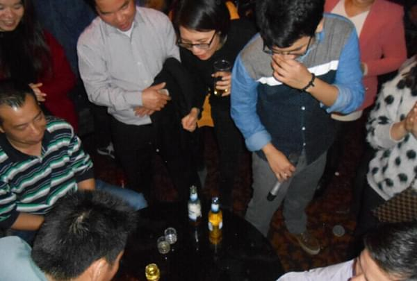 Beer PK Competition