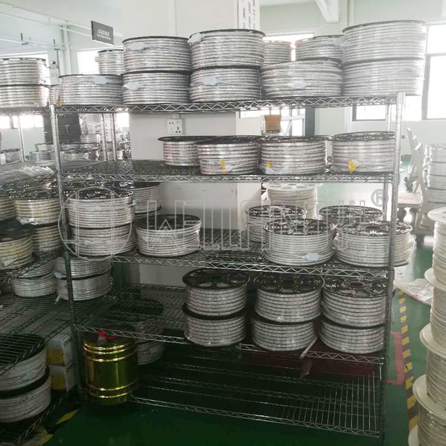 Factory Wire Shelving