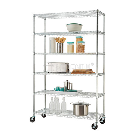 China Supplier 6 Layer Commercial Kitchen Storage Heavy Duty ...